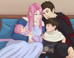 Family #11 by SajoPhoe