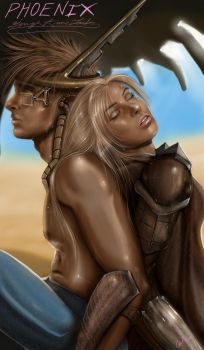 The Rogue and the cowgirl by GingerAnneLondon