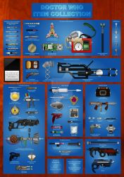 Doctor Who Item Collection by WillZMarler