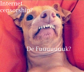 Net Neutrality 'phelphie dog' Meme by Ipku
