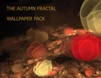 Autumn Fractal Wallaper Pack by LadyFromEast