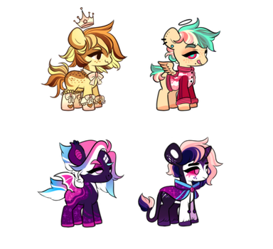 Fine Adopts closed by ufpony