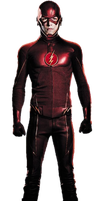 The Flash CW Transparent Background by Gasa979