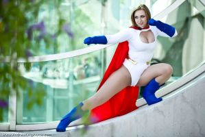 New 52 Powergirl by etaru