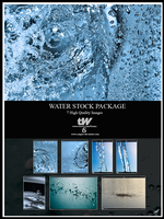 Stock Package - Water by Sangiev