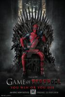 Game of Deadpool by GOXIII