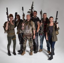 Post Apocalyptic Group 47 - Stock Photography by NeoStockz