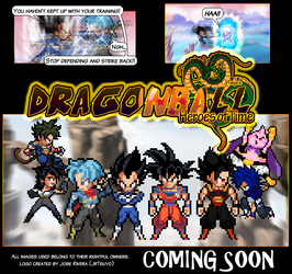 Dragonball Heroes of Time Promo 2 by JrTsuyo