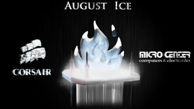 August Ice by snelan
