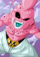Kid Buu by Serpentkingsaul2