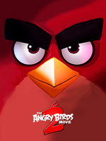 The Angry Birds Movie 2 - poster (Fan made) by DarkdowKnight