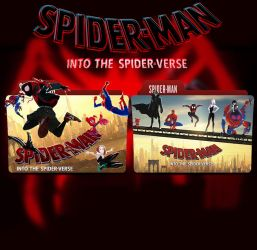 Spider-Man - Into the Spider-Verse folder icon by Andreas86