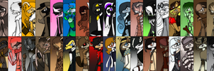 Animal Yakuzas Cover Pic-[Who Will You Pick?] by HerrenLovesFNAF