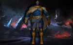 Thanos Secret Wars (Infinity) by Pitermaksimoff