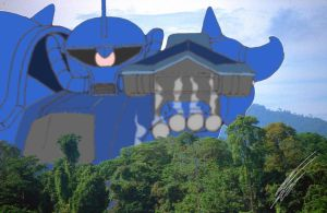 +Gouf Landscape+ by Violent-Hatred