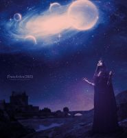 Planets by FranArtes