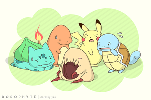 Who's that...Pokemon...?! by Dorophyte