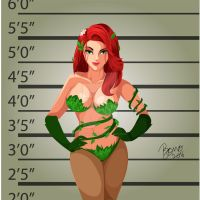 Poison-Ivy by bonographic