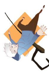 Jack Frost by infinisea