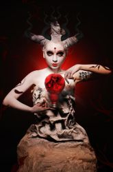 Fright Light by LAPoetry-n-Photo