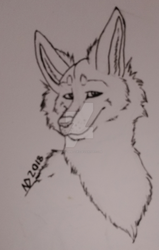 .:Canine Icon Lineart:. by Nephilim-Draugwen