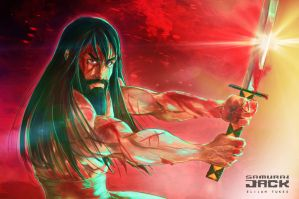 Samurai Jack by elitukes