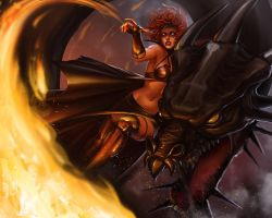 Heroes of Might and Magic 4 by Risel