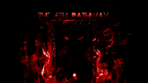 The 6th Pathway (Wallpaper) by Hardii