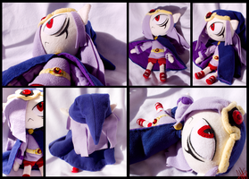 Wind Mage Vaati plushie by WalkingMelonsAAA