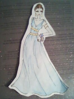 My Grecian dress by TheVmoon