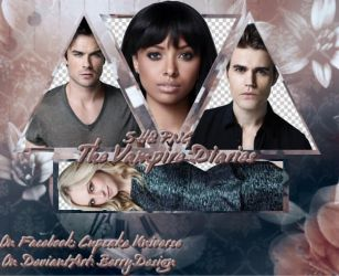 The Vampire Diaries PNG Pack by BerryDesign