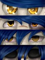Eyes of Ro by SleepiCookie