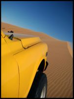 Up in the Desert by Papapericos