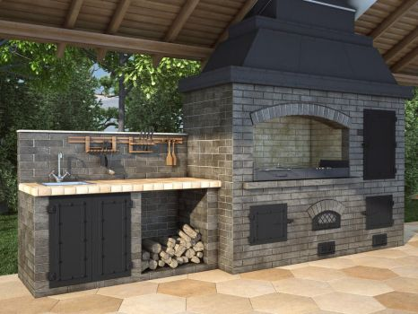 Barbecue N2 by i-t-h-i-l