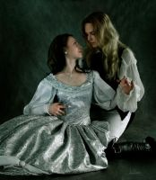 Christine and Raoul by spilgrym