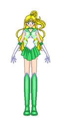 Sailor Earth (90s anime version) by Rose9227614