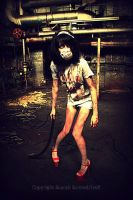 Welcome to Silent Hill by ScarahScrewdriveR