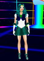 Sailor Neptune by dragonzero1980