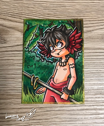ACEO Bicco by Lumary92
