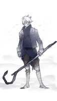 Jack Frost by creampuffpuff