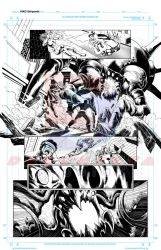 X-men Sample Pages_Page 5 of 6 by debuhista