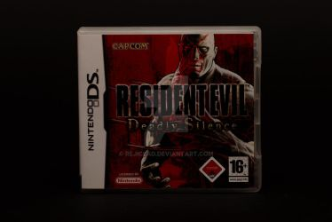 Resident Evil Deadly Silence NDS by Rejiclad