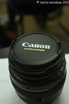 Canon 50mm lens by maitaphotography