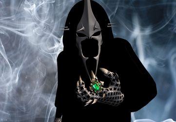 The Witch-King's Ring by TheBlackNova
