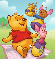 Winnie the Please-don't-sooh by MarkProductions
