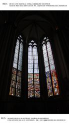 Cologne cathedral interior 35 by Mithgariel-stock