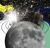 Queens of the Moon by Roselite