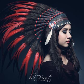 indian girl 5 by le3yh4