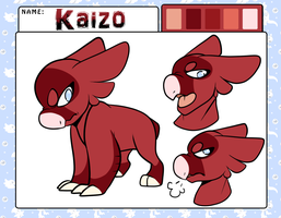 Kaizo the Wyngling (APPROVED) by KillerLillers