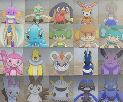 Shiny Pokemon Clearance 3 - OPEN PRICES LOWERED
